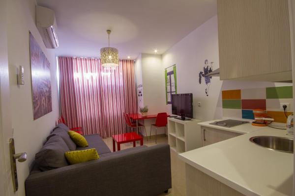 Apartamentos El Templo Suites
