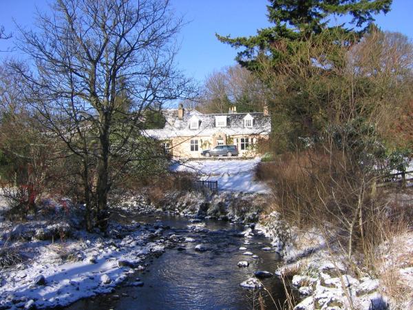 Finglen House in Clachan of Campsie, East Dunbartonshire, Scotland