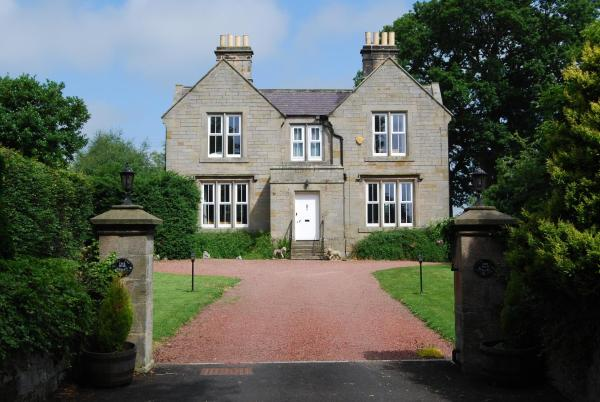 The Old Manse in Chatton, Northumberland, England