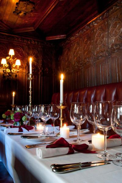 The Witchery by the Castle in Edinburgh, Midlothian, Scotland
