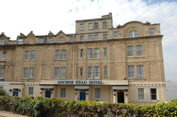 Anchor Head Hotel in Weston-super-Mare, Somerset, England