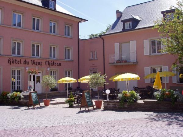Hôtel - Restaurant du Vieux Château