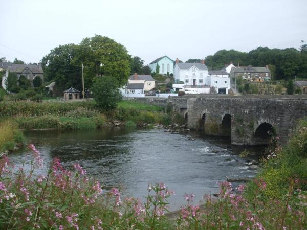 Seven Stars Inn in Cardigan, Ceredigion, Wales