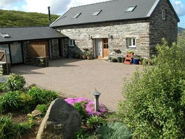 Awel y Mynydd in Llandecwyn, Gwynedd, Wales
