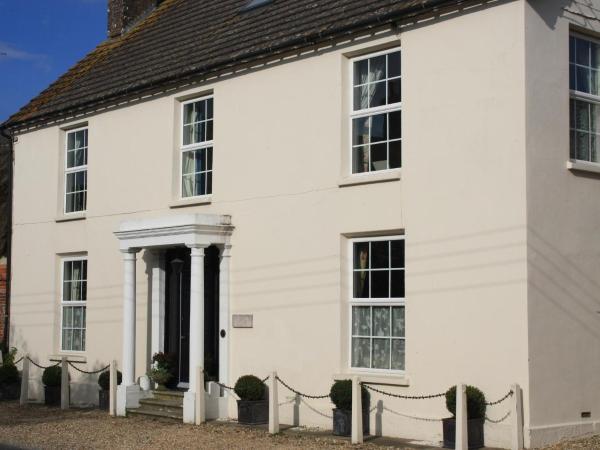 Cheriton House in Winfrith Newburgh, Dorset, England