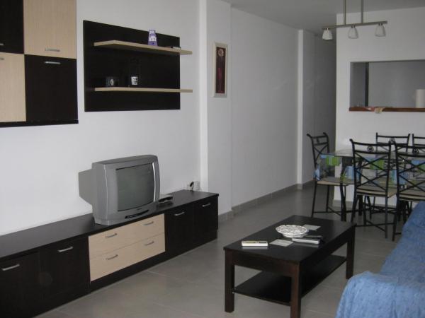 Apartamentos Carboneras