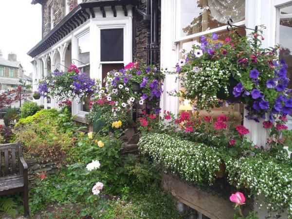 Beckmead House in Windermere, Cumbria, England