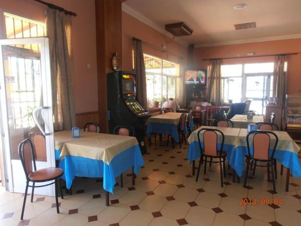 Hostal Restaurante Las Rejas