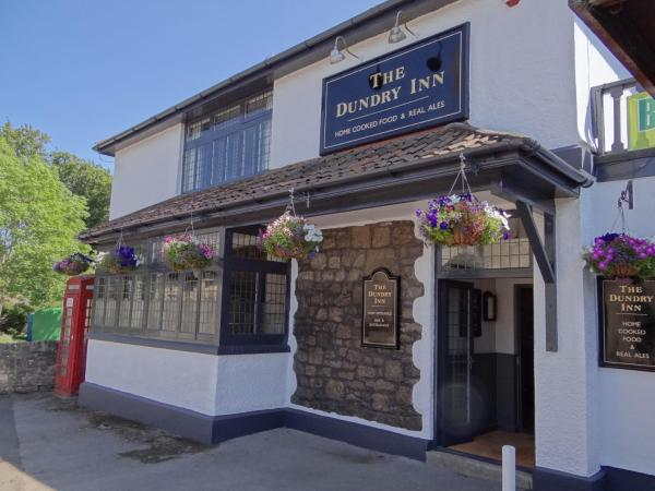 The Dundry Inn in Winford, Somerset, England