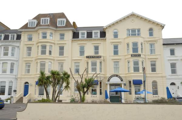 Cavendish Hotel in Exmouth, Devon, England