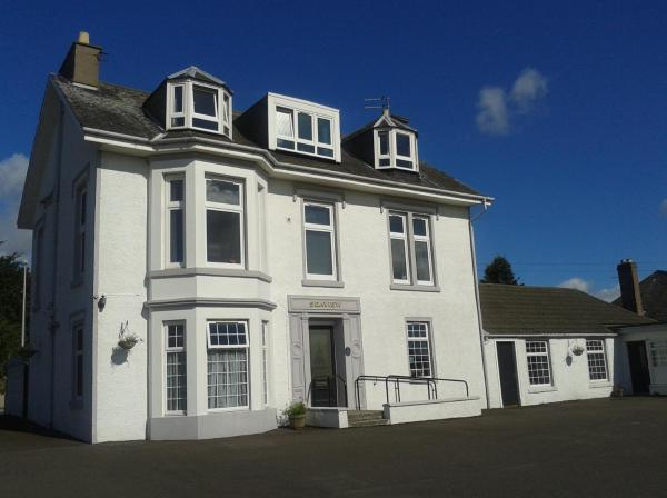 Seaview Guest House in Carnoustie, Angus, Scotland