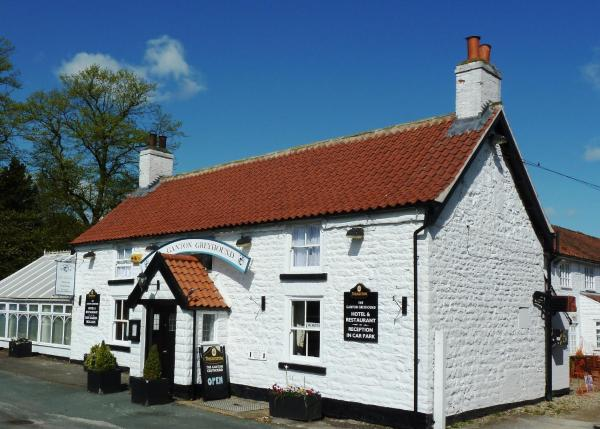 Ganton Greyhound Inn in Ganton, North Yorkshire, England