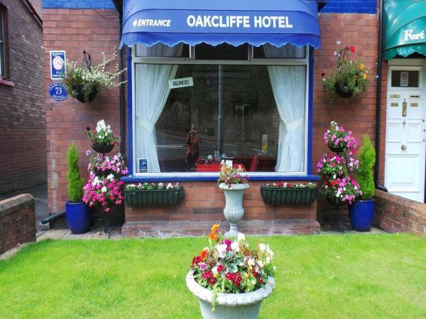Oakcliffe Hotel in Exeter, Devon, England