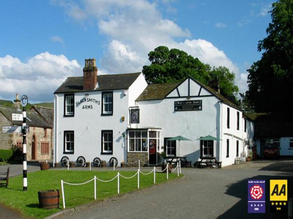 The Blacksmiths Arms in Brampton, Cumbria, England