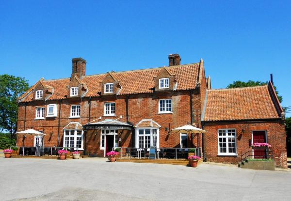 Kings Head Hotel in North Elmham, Norfolk, England