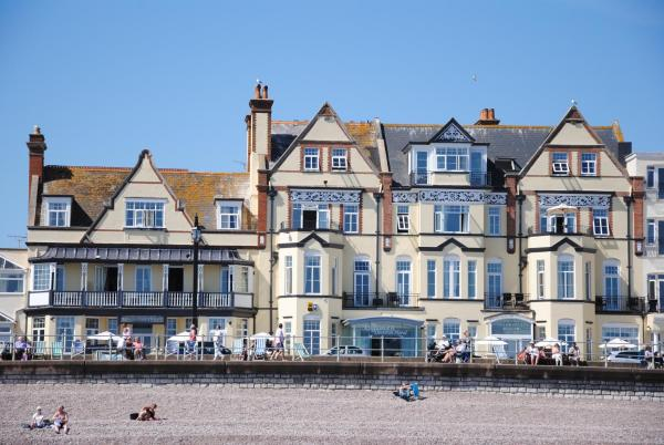 Kingswood & Devoran Hotel in Sidmouth, Devon, England
