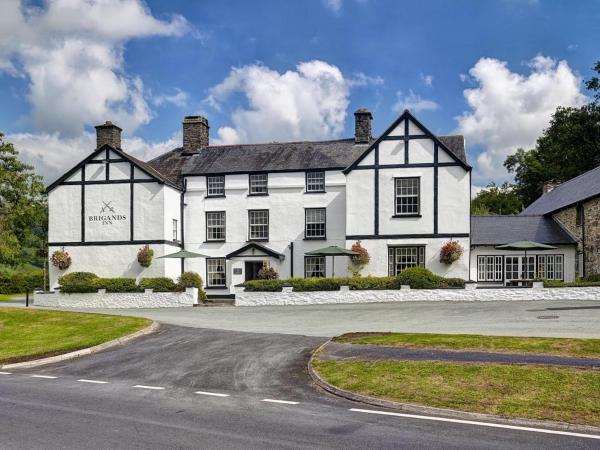 Brigands Inn in Mallwyd, Gwynedd, Wales