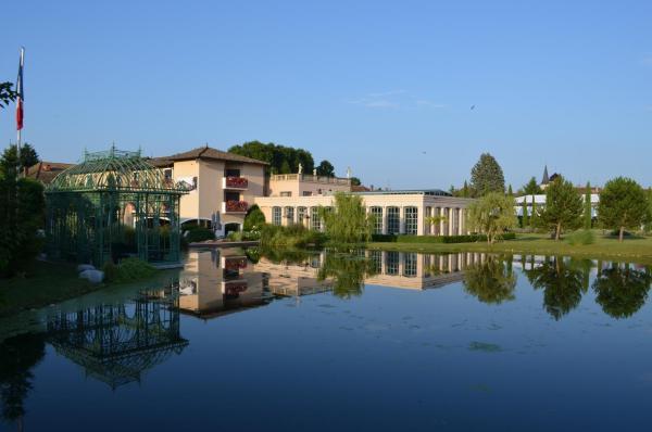 Georges Blanc Parc Spa Hotels Vonnas Pensionhotel