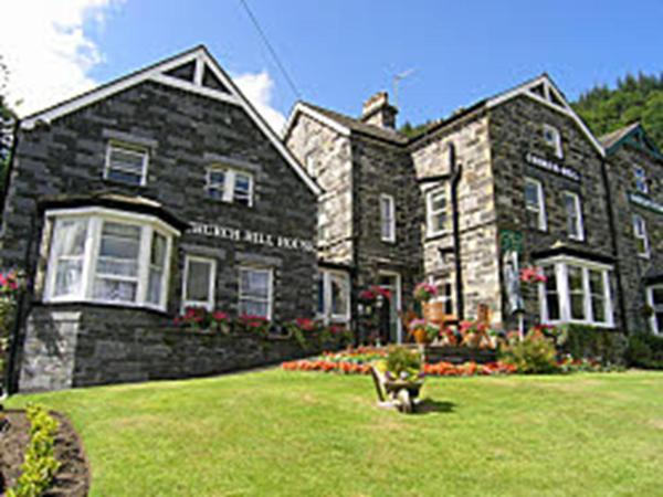 Church Hill House in Betws-y-coed, Conwy, Wales