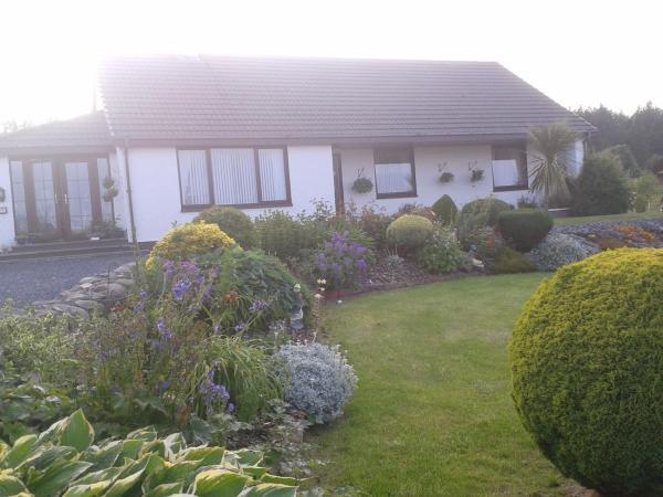 Mo-Dhachaidh B&B in Poolewe, Highland, Scotland