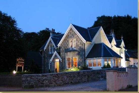 Buccleuch Guest House in Fort William, Highland, Scotland