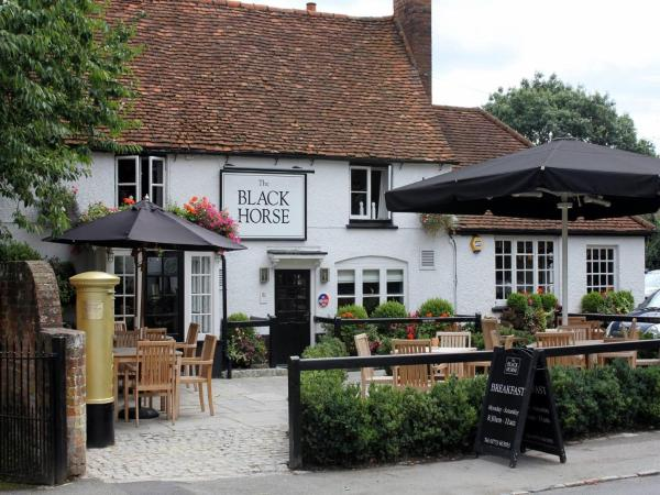 The Black Horse Fulmer in Fulmer, Buckinghamshire, England