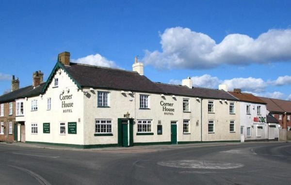 The Corner House Hotel in Bedale, North Yorkshire, England
