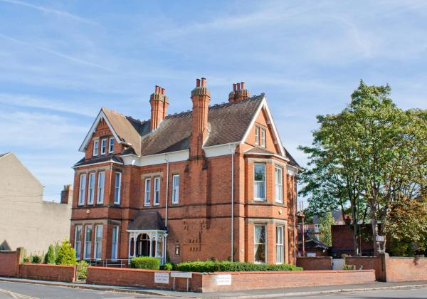 Holywell House in Loughborough, Leicestershire, England