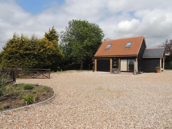 Wild Acre Cart Lodge in Brightlingsea, Essex, England