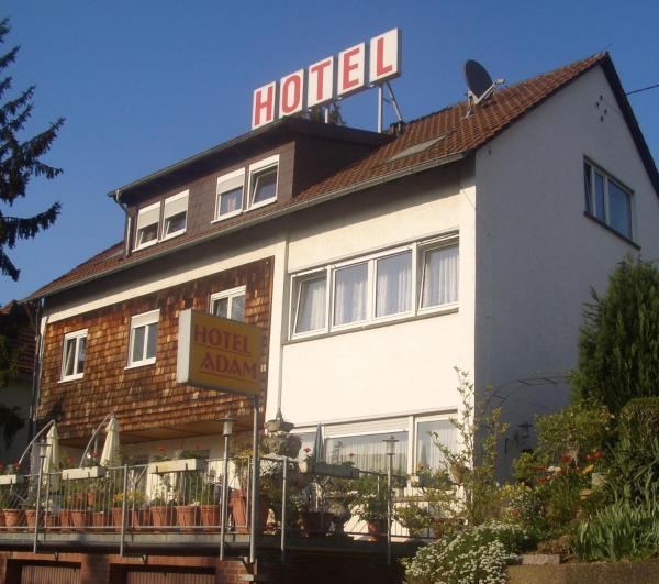 Hotel Garni Adam in Saarbrücken-Bübingen