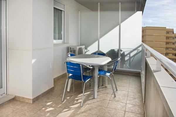 Apartamentos Colomeras