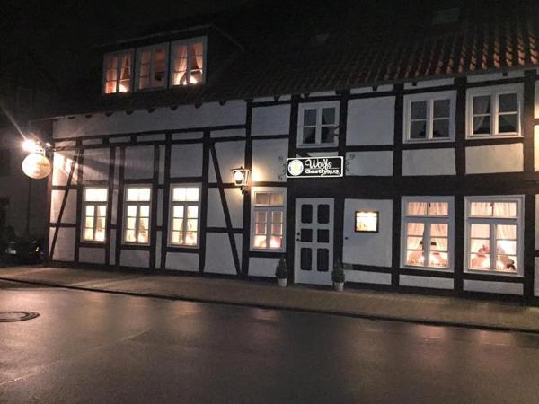 Gästehaus Wolfs Gasthaus, Pension in Braunschweig-Lehndorf