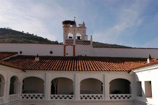 Hospederia Convento de la Parra