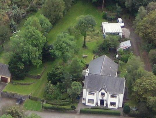 Glyn Peris Guest House in Llanberis, Gwynedd, Wales