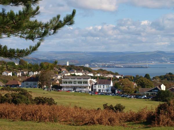 Somerfield Lodge in Swansea, Glamorgan, Wales