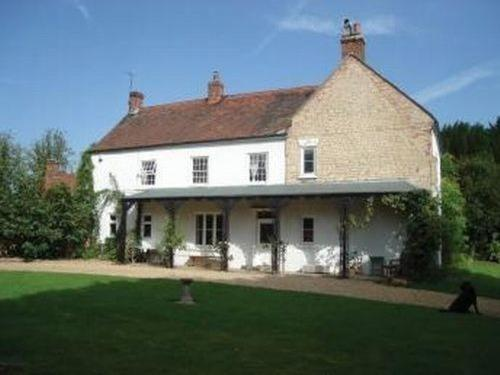 Brant House in Leadenham, Lincolnshire, England