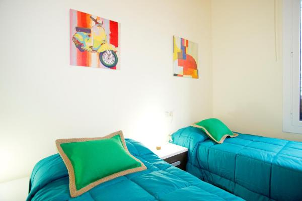 Bbarcelona Ramblas Apartment