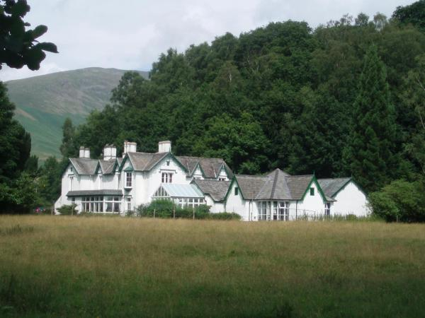 Glenthorne Guest House in Grasmere, Cumbria, England