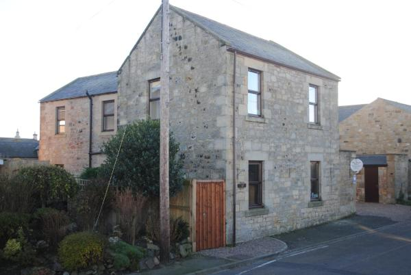 The Olde School House in Seahouses, Northumberland, England