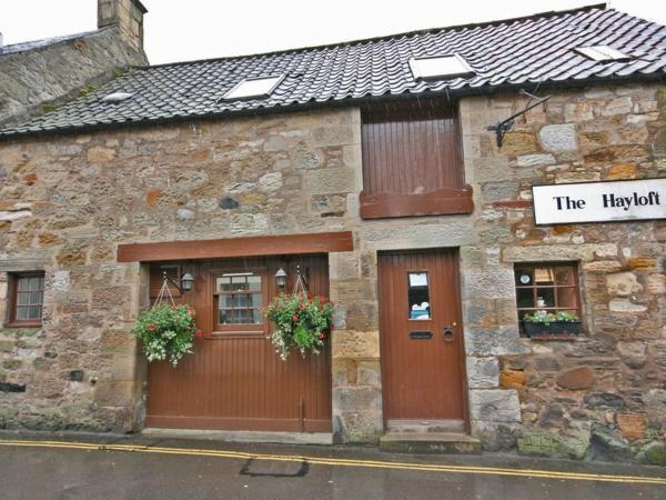 The Hayloft in Falkland, Fife, Scotland