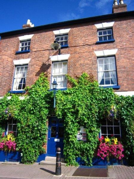 Linden Guest House in Ross on Wye, Herefordshire, England
