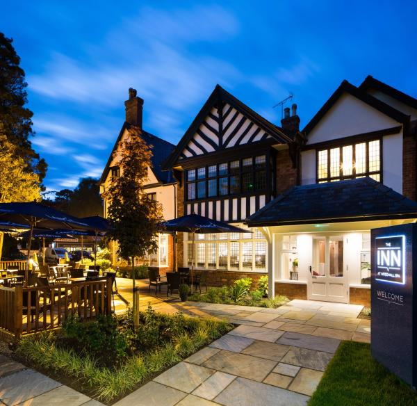 The Inn at Woodhall Spa in Woodhall Spa, Lincolnshire, England
