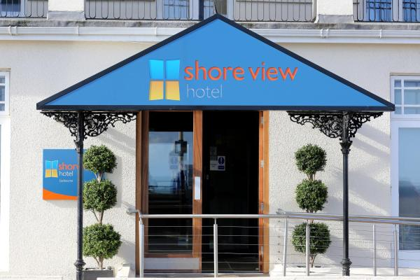 Shore View Hotel in Eastbourne, East Sussex, England