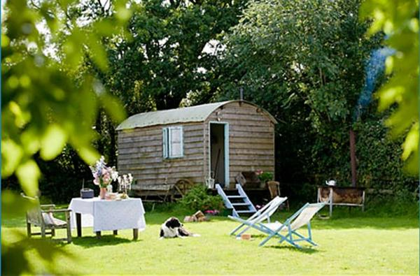 Mollies Hut in Frome, Somerset, England