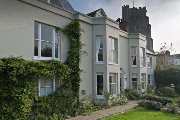 The Old Rectory in Hastings, East Sussex, England