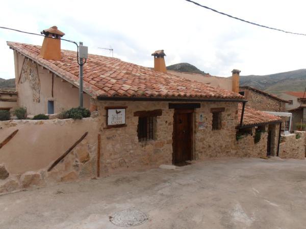 Mirador del Maestrazgo - Los Pajarcicos