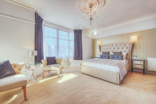 Number Four Boutique Hotel in Portsmouth, Hampshire, England