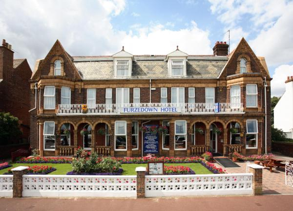 Furzedown Hotel in Great Yarmouth, Norfolk, England