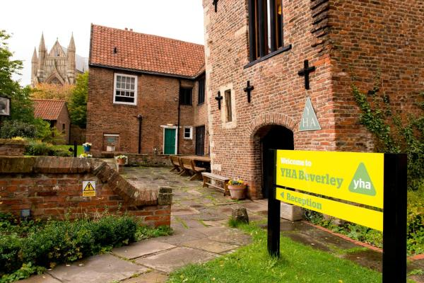 YHA Beverley Friary in Beverley, East Riding of Yorkshire, England