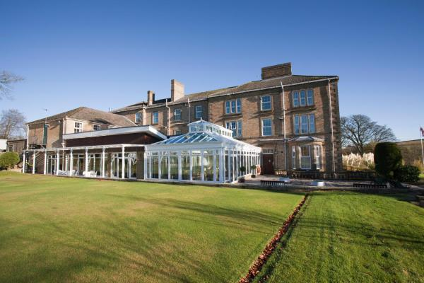 Gilsland Hall Hotel in Gilsland, Northumberland, England